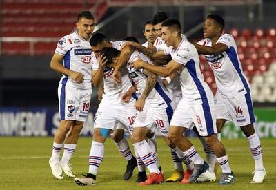 Nacional se impuso en casa ante el Botafogo en Copa Sudamericana