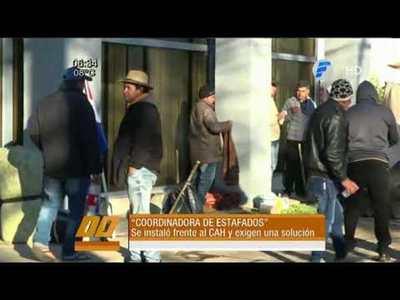 Campesinos organizados contra el CAH