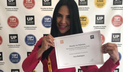 """Norita Rodríguez Presumió Los """"títulos"""" Que Recibió En Argentina"""