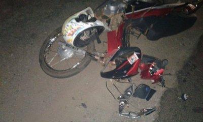 En fatal accidente fallecen dos adolescentes