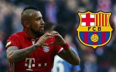 ¿Qué dorsal podría utilizar el chileno Arturo Vidal en el Barcelona?