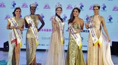 Paraguaya se quedó con el tercer lugar en el 'Lady Internacional Brilliancy'