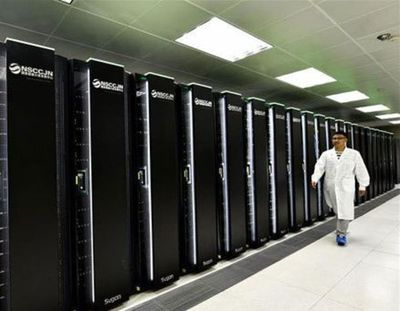 Prototipo de supercomputadora a exaescala