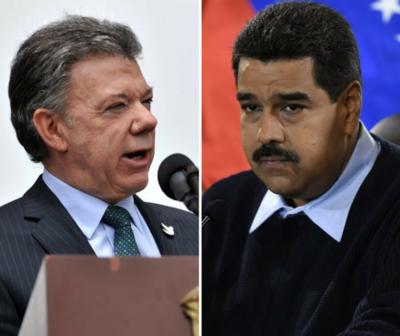 """""""Estaba en cosas más importantes"""", Juan Manuel Santos responde a Maduro sobre supuesto atentado"""