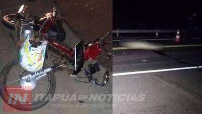 MENORES SIGUEN MURIENDO EN ACCIDENTES DE MOTOCICLETAS