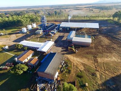Inauguran planta alcoholera que empleará a cañicultores de Iturbe