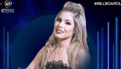 """Asi Anunciaron La Presencia De Nadia Portillo En Los """"Billboard Latin Music Showcase"""""""