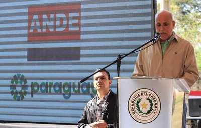 Romero afirma que este gobierno marcó un hito de inversiones en el sector eléctrico