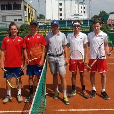 Paraguay avanza a cuartos en mundial de tenis Sub 14