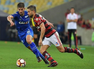 Volvió a perder el Flamengo