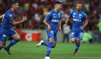 Cruzeiro se impuso sobre Flamengo en el Maracaná