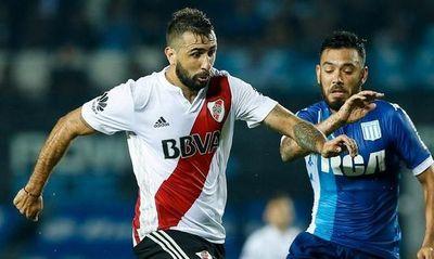 Racing-River,en emocionante choque de argentinos