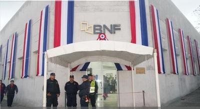 BNF modernizó instalaciones de la sucursal Eusebio Ayala