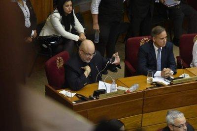 Payo Cubas asegura que no hay pruebas en su contra