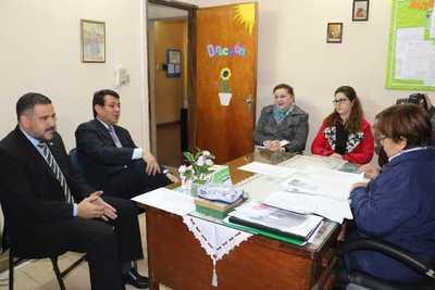 Activan protocolo sanitario ante casos de influenza en colegio capitalino