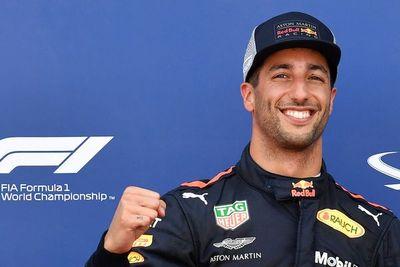 F1: Ricciardo cambia Red Bull por la ambiciosa Renault en 2019
