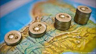 En julio cae expectativa de negocios en Latinoamérica, Paraguay se salva