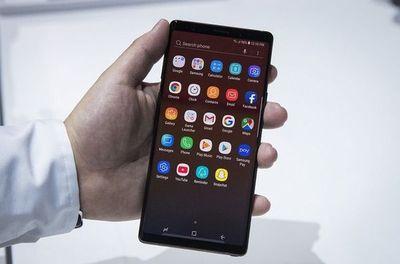 Llega el smartphone Galaxy Note 9, con memoria reforzada