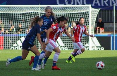 Albirroja se despide de Mundial de Fútbol Femenino