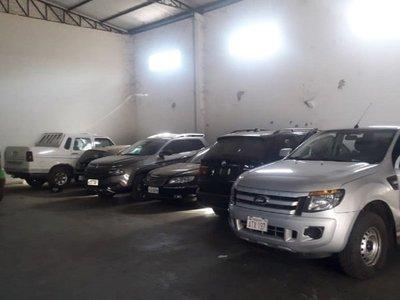 Fiscalía abrirá vehículos incautados a narcos de Salto del Guairá