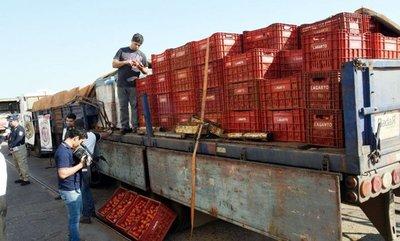 Perseguir contrabando, desde  su origen hasta el vendedor final
