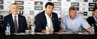 """Balotta: """"Todos en contra de Olimpia"""""""