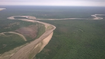 La ARP asegura que el ingreso de agua al Pilcomayo favorecerá a productores de la zona