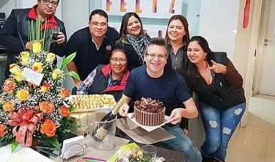 Mili Brítez Cumplió Un Año Más De Vida Y Así Lo Celebró