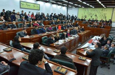 FINALIZAN AUDIENCIAS PÚBLICAS A CANDIDATOS PARA MINISTROS DE LA CORTE