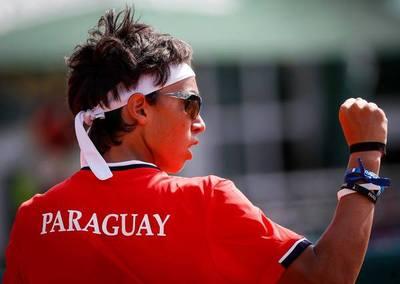 Paraguay entre los cuatro mejores en su primera participación en Mundial de Tenis Junior