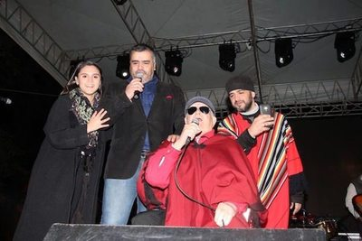 """Quemil Yambay regresó tras su """"Último Sapukái"""""""