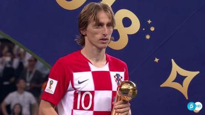 Modric se queda en el Real Madrid