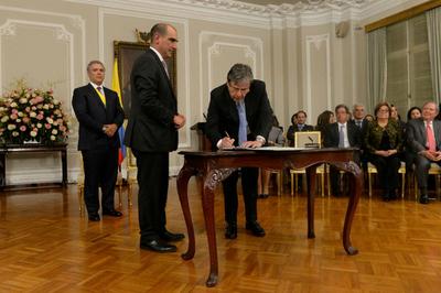 Duque retira a Colombia de la Unasur
