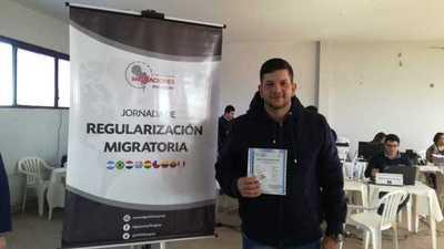 Continúa regularización migratoria en Pedro Juan