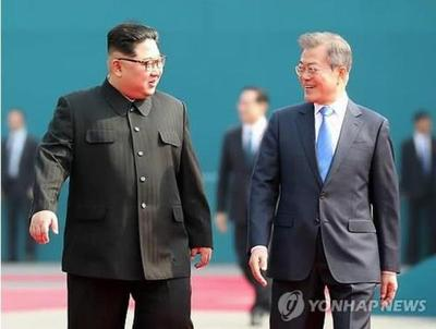 Las dos Coreas acuerdan sostener una cumbre en Pyongyang en septiembre