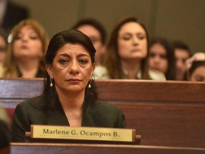 Tras ola de críticas, hija de diputada Ocampos renuncia a su cargo