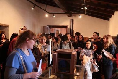 """Sigue muestra """"Asunción, hace 70 años"""", con visitas guiadas"""