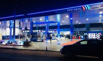 Petropar suma nueva estación en Presidente Franco