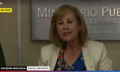 Fiscala general del Estado anuncia cambios en la Fiscalía