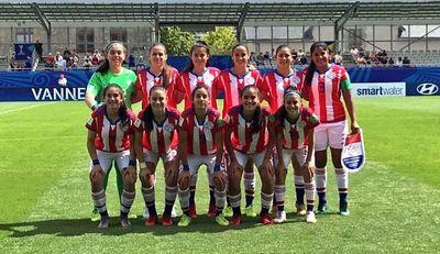 Paraguay cae ante Japón y queda fuera del Mundial femenino sub 20