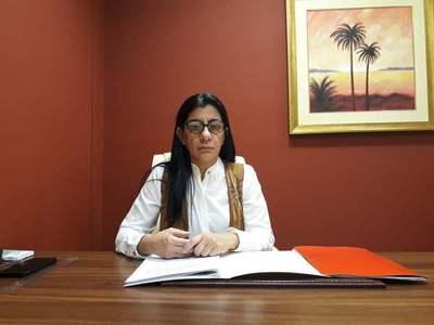 Diputada pide a la contraloría que audite su gestión como Gobernadora.