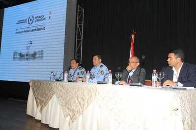 Dispositivo de seguridad está listo para la trasmisión de mando presidencial