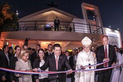 Inauguran Iglesia San Francisco en Zeballos Cue