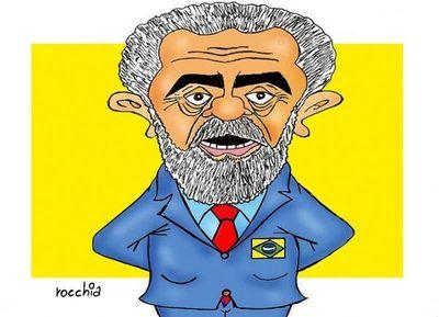 """""""Me quieren callar"""": La carta de Lula desde la prisión en Brasil"""