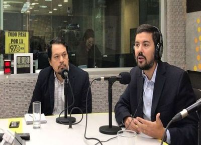 Peña: Abdo libró cheques en blanco durante su campaña