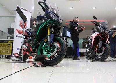 Chacomer presentó 3 modelos nuevos de motos Yamaha