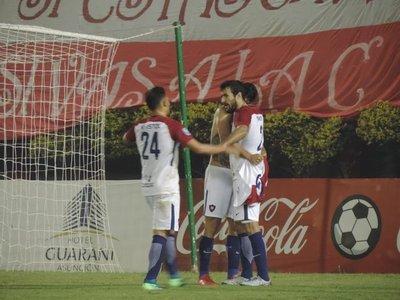 Cerro retomó la punta del campeonato en el este