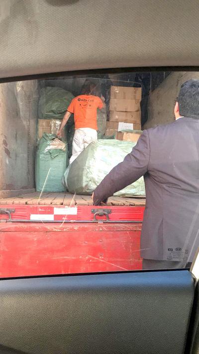 En megaoperativo contra la piratería, requisan productos falsificados por unos USD 1.800.000