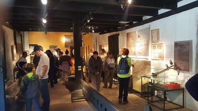 Museo Cabildo de Pilar recibe a 160 visitantes diariamente