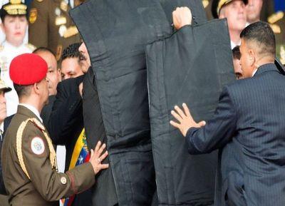 Un general venezolano detenido por supuesto atentado contra Maduro